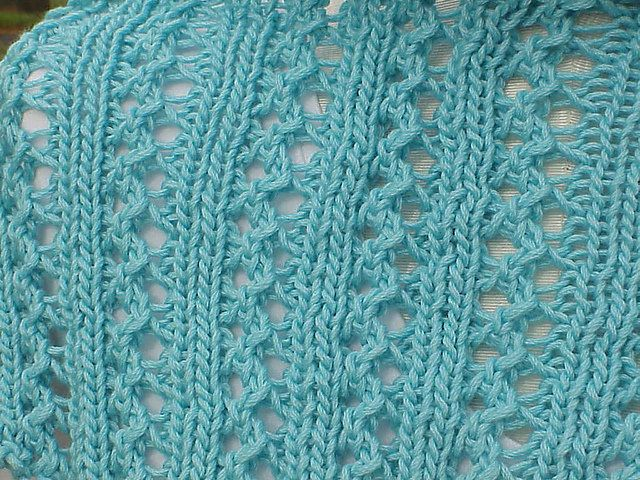 Free Knitting Patterns For Lace Curtains : 17 Best images about NEW KNITTING STITCH PATTERNS on Pinterest Cable, Lace ...