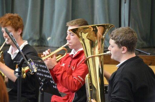 The High School Dublin - Music