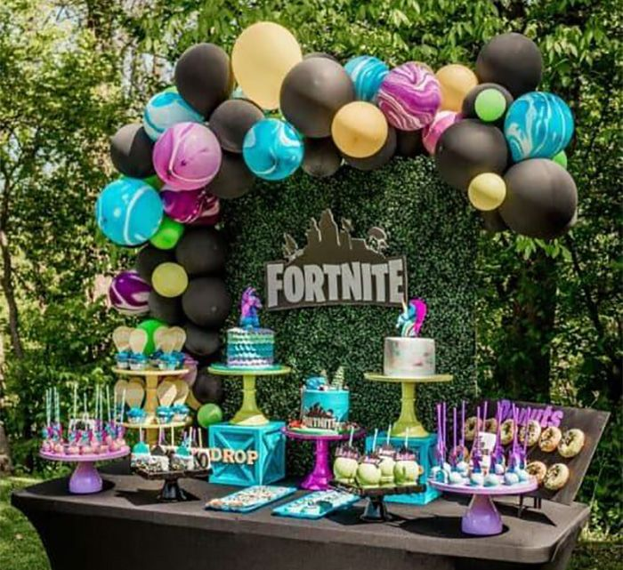 Pin En Fortnite Birthday