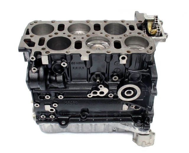Volkswagens VR6 engine Most famous in the .:R32 model. My favorite engine in the world!