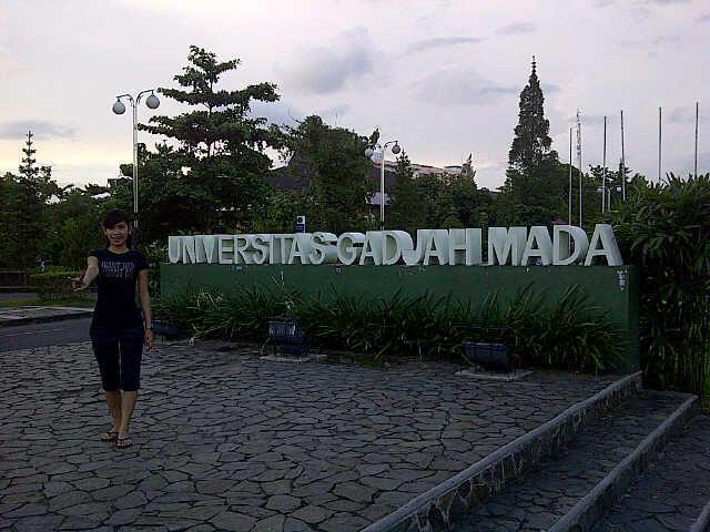 Erida Sisca V - UGM Jogjakarta
