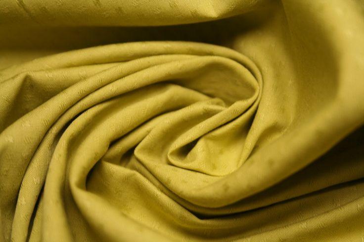 Tessuti di cotone vintage, color acido, stretch, alta vestibilità con disegno geometrico e mano setosa di UMEfabrics su Etsy