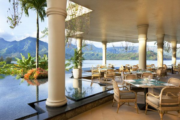 Makana Terrace at St Regis Kauai