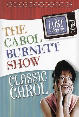 The Carol Burnett Show: The Lost Episodes - Classic Carol [6 Discs] [DVD]