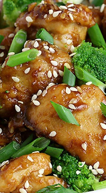 Low Carb Sesame Chicken                                                                                                                                                                                 More