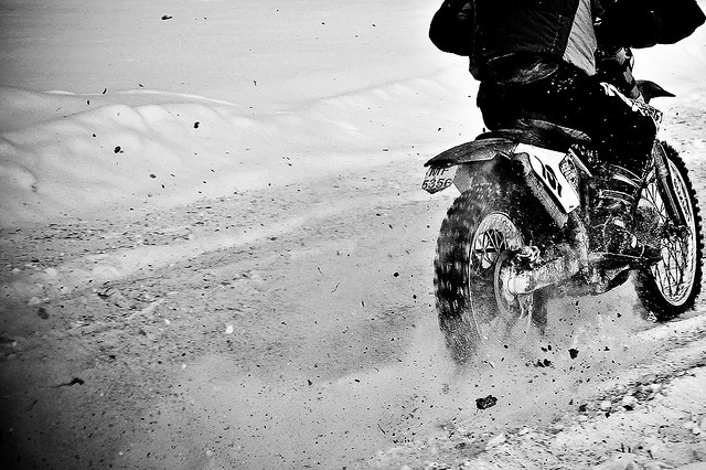 Numibia Snow Enduro by Vinay Deep, via Flickr