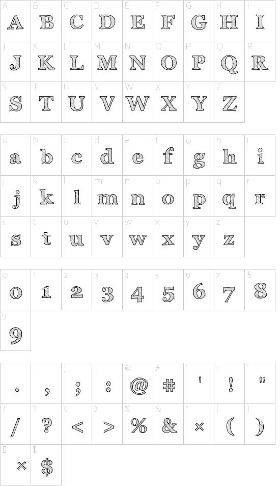 Archistico Font - download free fonts.