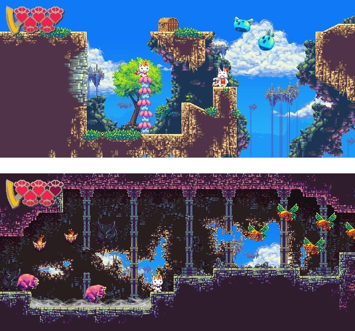 58 Best Images About Pixel: Environment On Pinterest