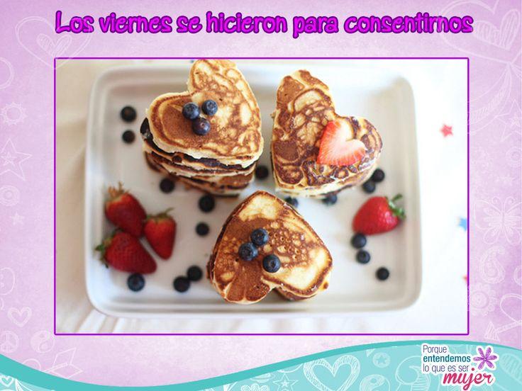 #Comer #Viernes #HotCakes #Hambre