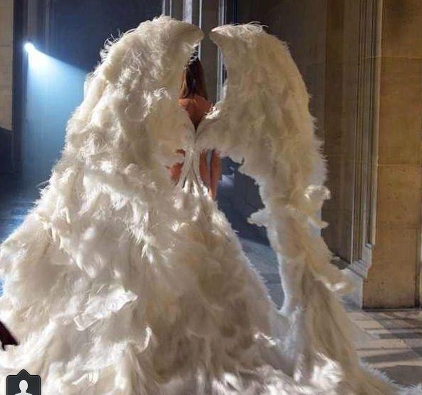 Victoria's Secret in Paris...beautiful! <3