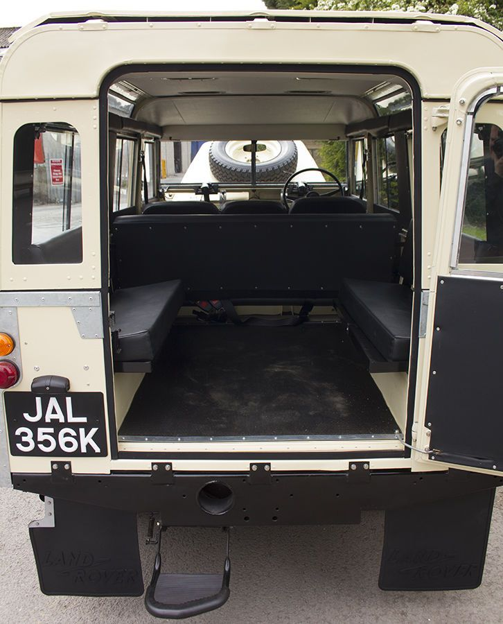 Completely restored 1971 Land Rover Series IIa LWB | eBay