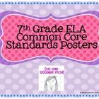7th Grade ELA Common Core Standards Posters. Includes an individual poster for each standard as well as strand headings. These match the 7th Grade ...