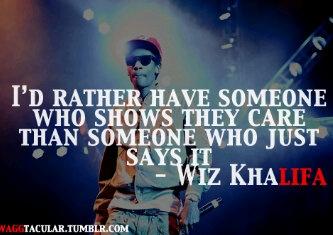 Wiz Khalifa Quote
