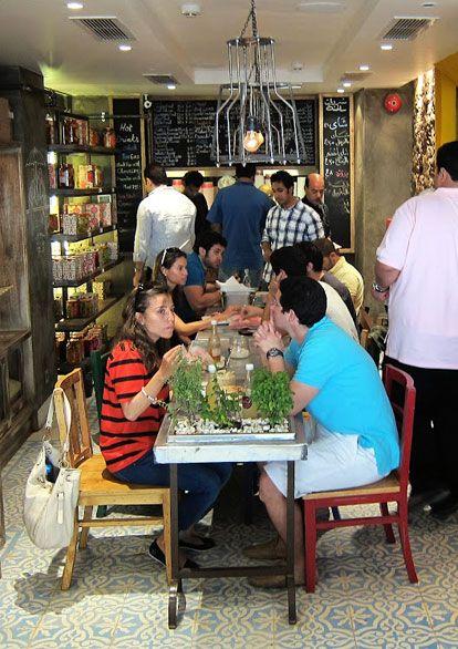Baladi Chic Cairo 39 S New Comfort Food Cairo Egypt Galleries And Egypt
