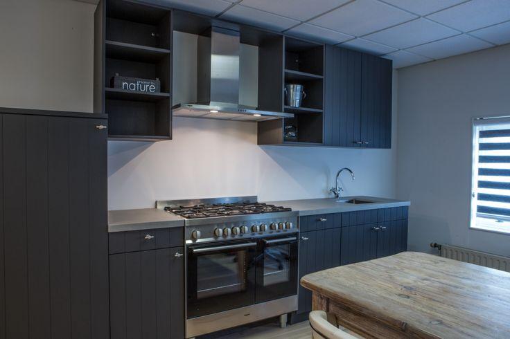 Moderne Keuken Hanglamp : Antraciet grijze