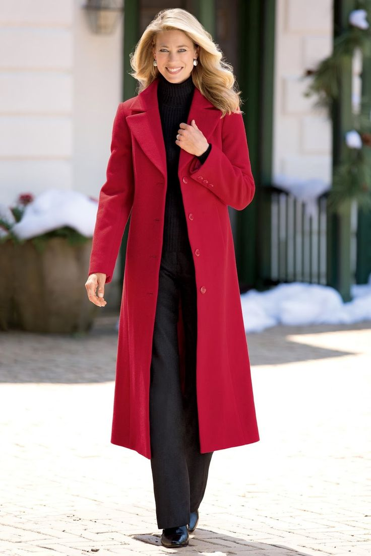 Womens Long Winter Coats. Winter is a time that is associated with lots of wind, rain and snow. This type of weather calls for a great and cozy selection of women's long winter coats.