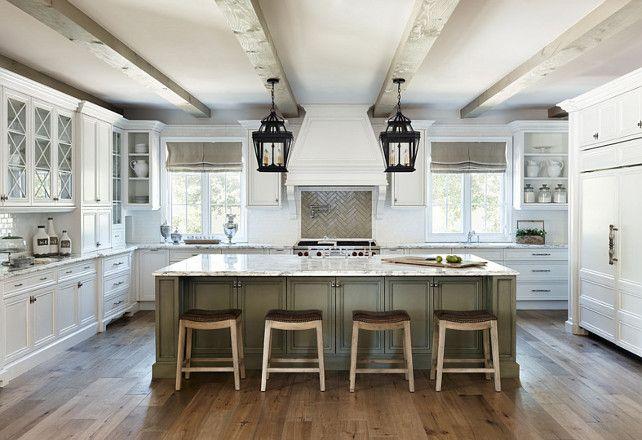 Kitchen Kitchen Beams Kitchen Flooring Kitchen Island