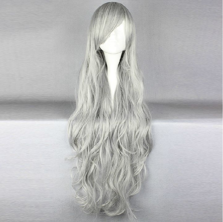 Wig Detail Fairy Tail Mirajane Wig Includes: Wig, Hair Net Length - 90CM Important Information: Fitting - Maximum circumference of 55-60CM Material - Heat Resistant Fiber Style - Comes pre-style as sh