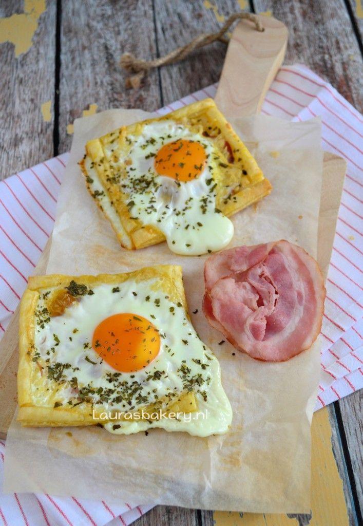 Een taartje als ontbijt? Waarom ook niet! In het weekend mag het allemaal wel net even iets lekkerder en uitgebreider toch? Deze ontbijt taartjes zijn perfect voor een ontbijtje. Of als brunch, ligt e