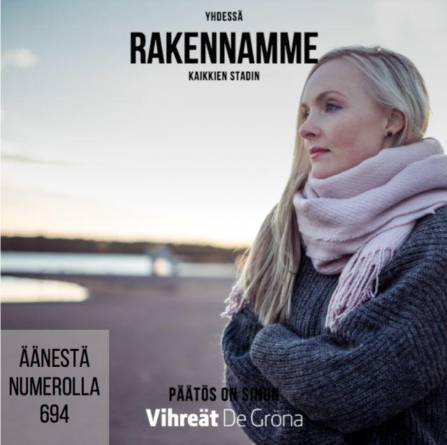 Yhdessä asuminen on kasvattanut suosiotaan, mutta yhteisöllistä asumista tukeva asuntotuotanto on Helsingissä edelleen melko harvinaista. Suomen 100-vuotisjuhlan teemana on Yhdessä. Ehdotamme yhteisöllisen asumisen teemavuotta. Yhteisöllistä...