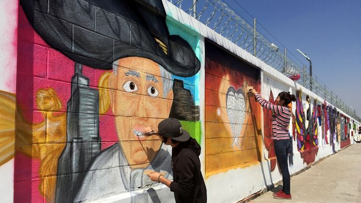 The city of Ecatepec, Mexico, got a makeover just in time for the Pope Francis' visit, which will undoubtedly show the schism between Francis' progressive church and Mexico's conservative hierarchy. http://www.npr.org/2016/02/11/466430406/mexican-city-gets-makeover-just-in-time-for-pope-visit