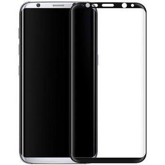 Mica Cristal Templado Para Samsung Galaxy S8 Plus