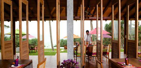 Restaurant - Underneath The Mango Tree Spa & Beach Hotel Resort Sri Lanka