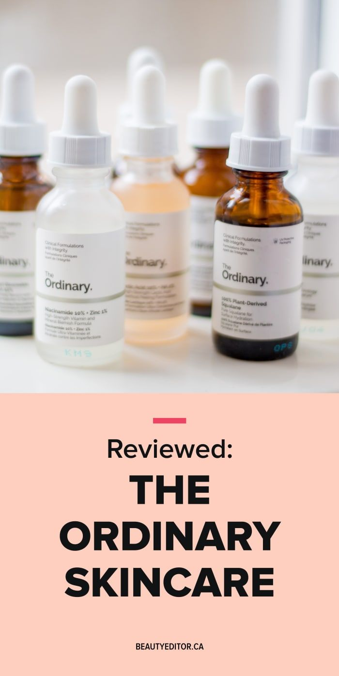 Reviewed The Best And Worst Skincare Products From The Ordinary