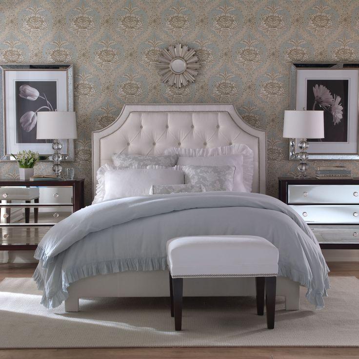 29 best Dreamy Bedrooms images on Pinterest Ethan allen Bedroom