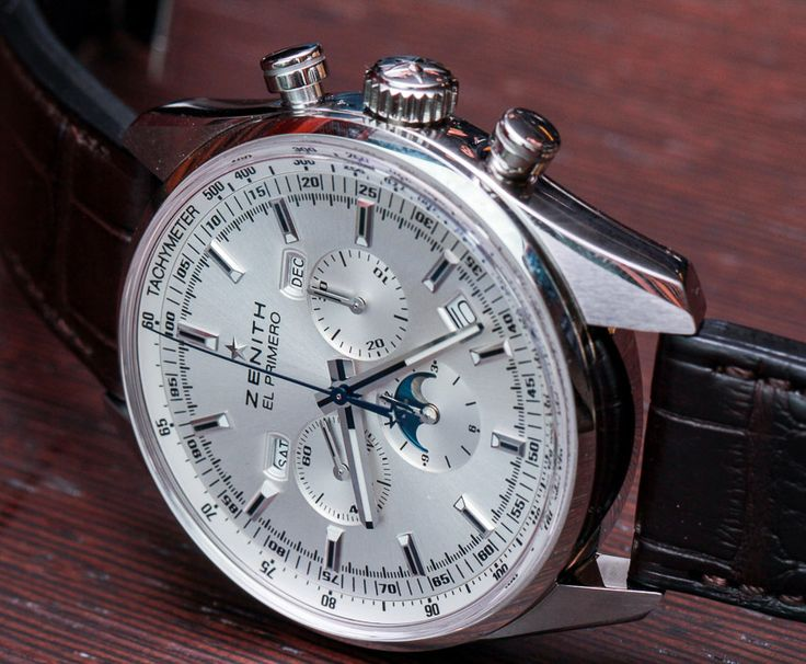 Zenith El Primero 410 Triple Calendar Chronograph Watch Hands-On