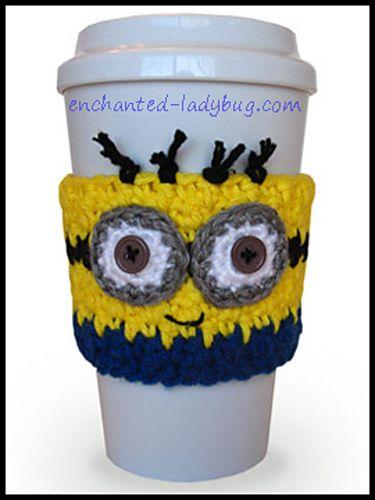 Mejores 120 imágenes de cup cozy\'s en Pinterest | Jarra, Ganchillo ...
