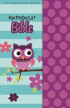 Faithgirlz Bible NIV- A Review on a Bible for your Tween