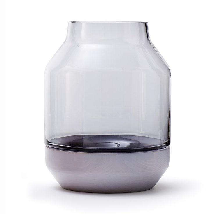 glasvase med træbund - Google-søgning