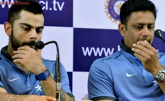 If Players Wanted A Softie, Then Anil Kumble Had To Go: Sunil Gavaskar