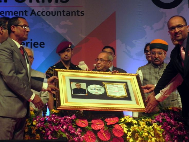 The President, Shri Pranab Mukherjee was seen addressing the inaugural ceremonyof the Global Summit on ' Academics & Economic Reforms - Role of Cost and Management Accountants' organized by the Institute of Cost Accountants of India at Science City Auditorium, Kolkata on June 29, 2017.   #Arjun Ram Meghal #global summit #ICAI #inaugration #kolkata #lighting candles #pranab mukherjee #president #RCMA #Science City #west bengal