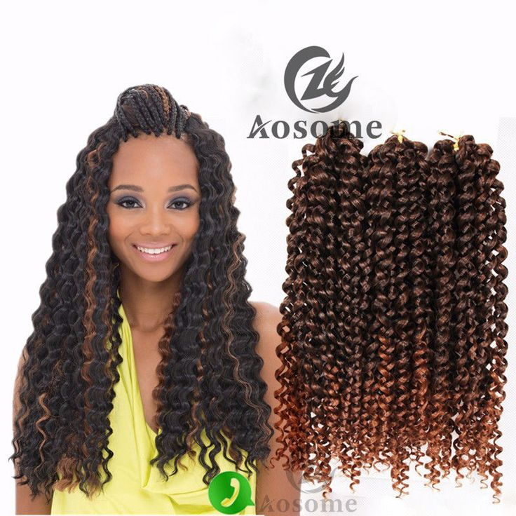 Best 25 latch hook braids ideas on pinterest black hair 3pack freetress synthetic water wave bulk braid crochet latch hook braiding hair pmusecretfo Image collections