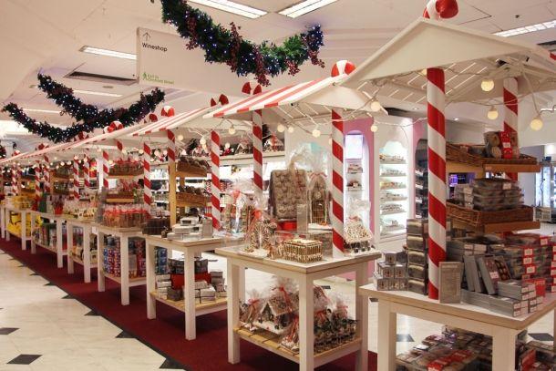 Christmas has arrived at Selfridges London's Foodhall