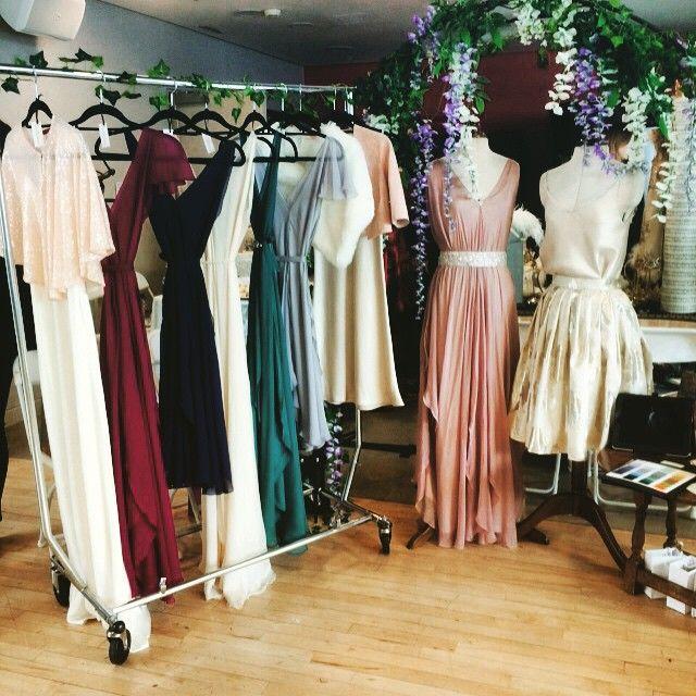 Beautiful #bridesmaid #dresses by Cherry Williams London