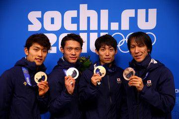 Daiki Ito Winter Olympics: Medal Ceremonies
