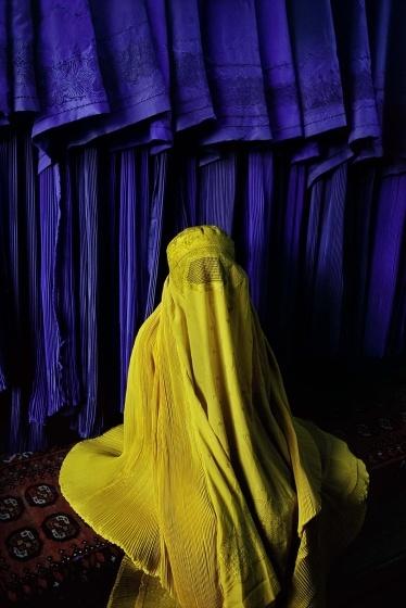 Steve McCurry / Magnum Photos / Kabul, Afganistán, 2002
