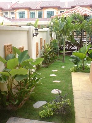 Panduan Landskap Laman Rumah Menarik ~ Dekorasi Halaman Rumah