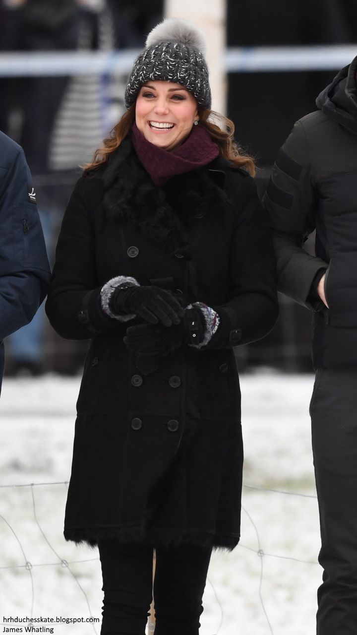 The Cambridges kicked off their Scandinavian tour in Stockholm this morning. The four-day visit to Sweden and Norway will see the royals mee...