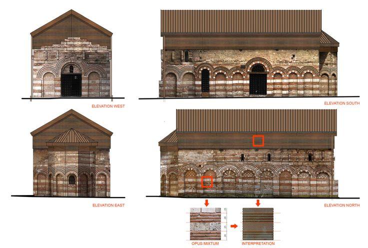 """Gallery - Conservation, Restoration and Adaptation of Church """"St. Paraskeva"""" / Todor Mihaylov, Elitsa Andreeva, Emilia Kaleva, Aleksandra Vadinska - 19"""