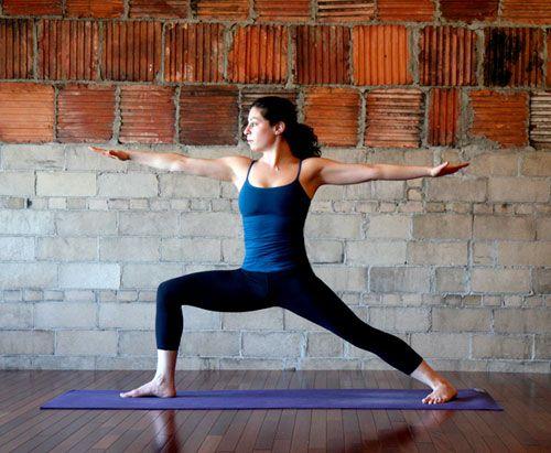 Warrior - Yoga