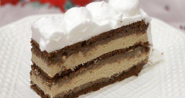 Torta sa orasima i plazma keksom
