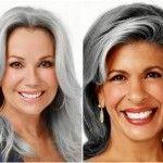 Kathie Lee Gifford | Hoda Kotb Gray Hair