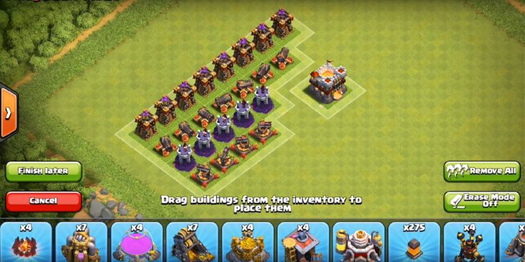 Clash of Clans Sneak Peek: Town Hall 11 To Get 5 New Defensive Structures, TH 9 Changes, And More New Content In The Major Update - http://www.thebitbag.com/clash-of-clans-sneak-peek-town-hall-11-to-get-5-new-defensive-structures-th-9-changes-and-more-new-content-in-the-major-update/121923