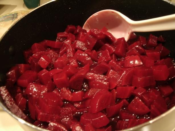 Harvard Beets for the Freezer (or Right Away). Photo by Catnip46. These freeze up really nice and are so good.