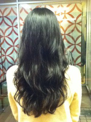 Digi Perm For Naturally Curly Hair