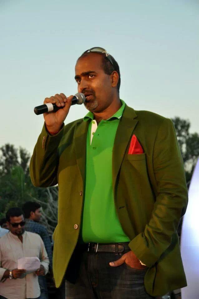 Subhakar Rao Suarapaneni at 2013 Year End Party